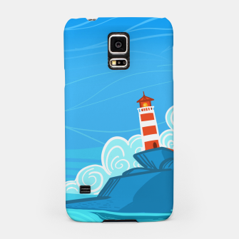 Miniature de image de The Lighthouse Samsung Case, Live Heroes