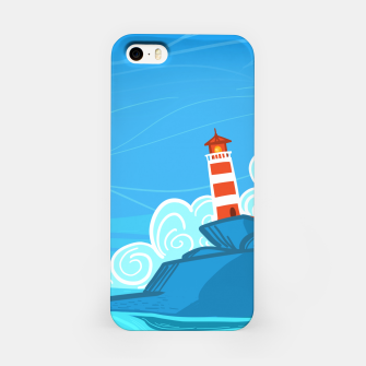 Miniature de image de The Lighthouse iPhone Case, Live Heroes