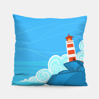Miniature de image de The Lighthouse Pillow, Live Heroes