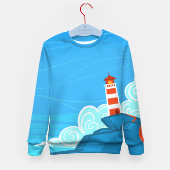 Miniature de image de The Lighthouse Kid's sweater, Live Heroes