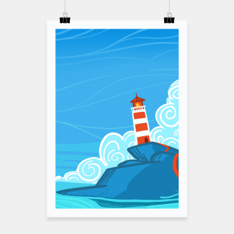 Miniature de image de The Lighthouse Poster, Live Heroes