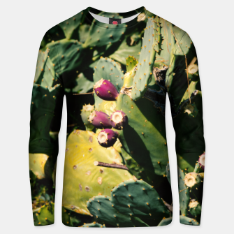 Thumbnail image of Cactus Unisex sweater, Live Heroes