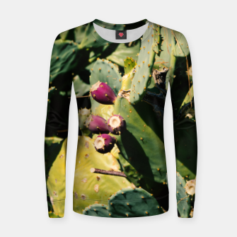 Thumbnail image of Cactus Women sweater, Live Heroes