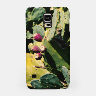 Thumbnail image of Cactus Samsung Case, Live Heroes