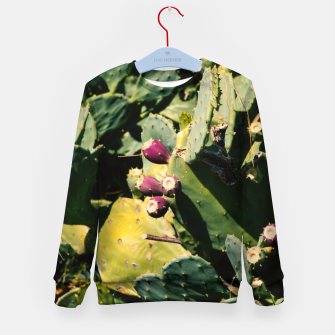 Thumbnail image of Cactus Kid's sweater, Live Heroes