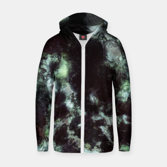 Thumbnail image of Loom Zip up hoodie, Live Heroes