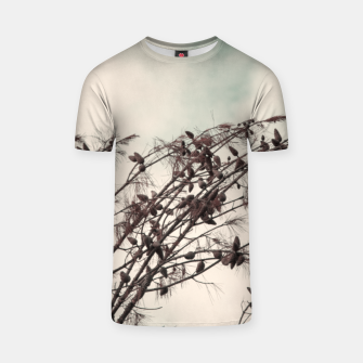 Miniatur Branches T-shirt, Live Heroes