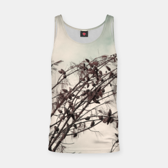 Miniatur Branches Tank Top, Live Heroes