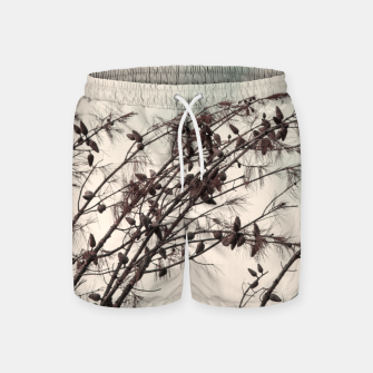 Miniatur Branches Swim Shorts, Live Heroes