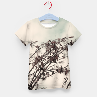 Miniatur Branches Kid's t-shirt, Live Heroes
