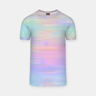 Thumbnail image of Noisy gradient 1 pastel  T-shirt, Live Heroes
