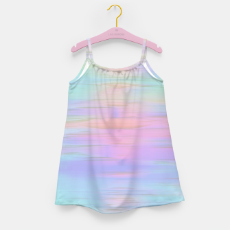 Thumbnail image of Noisy gradient 1 pastel  Girl's dress, Live Heroes
