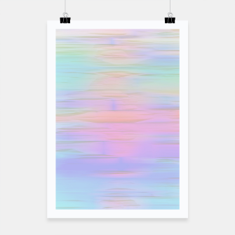 Thumbnail image of Noisy gradient 1 pastel  Poster, Live Heroes