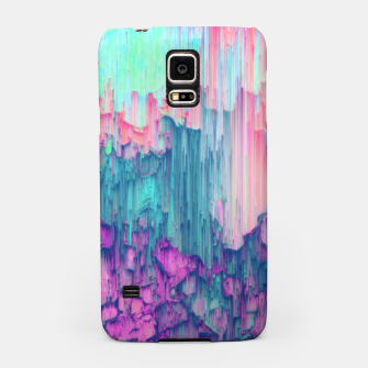 Thumbnail image of Tulip Stream - Abstract Pixel Art Samsung Case, Live Heroes