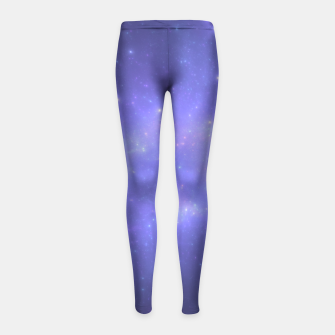Thumbnail image of Visions of the Stars Girl's leggings, Live Heroes