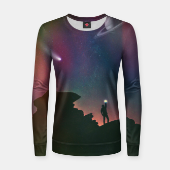 Miniature de image de Now's The Only Time I Know Women sweater, Live Heroes