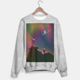 Miniature de image de Now's The Only Time I Know Sweater regular, Live Heroes