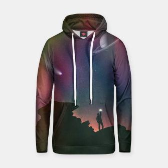 Miniature de image de Now's The Only Time I Know Hoodie, Live Heroes