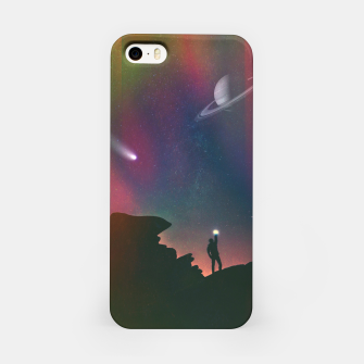 Thumbnail image of Now's The Only Time I Know iPhone Case, Live Heroes