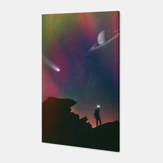 Thumbnail image of Now's The Only Time I Know Canvas, Live Heroes