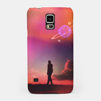 Miniatur Self Inflicted Samsung Case, Live Heroes