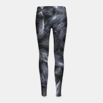 Thumbnail image of Trilicorian Girl's leggings, Live Heroes