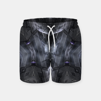 Thumbnail image of Ephricordian Swim Shorts, Live Heroes