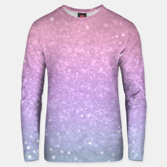 Thumbnail image of Unicorn Princess Glitter #1 #pastel #decor #art Unisex sweatshirt, Live Heroes