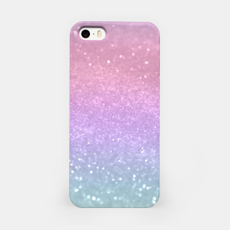 Thumbnail image of Unicorn Princess Glitter #1 #pastel #decor #art iPhone-Hülle, Live Heroes
