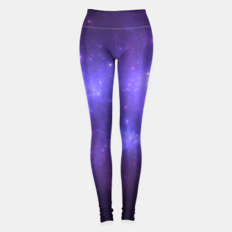 Miniaturka Take me back to the stars Leggings, Live Heroes