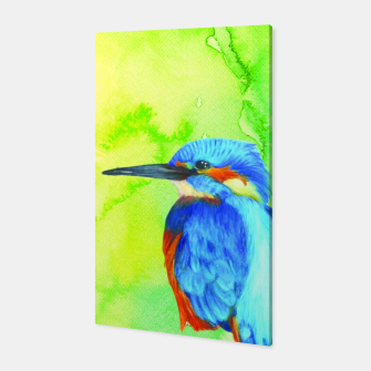 Thumbnail image of kingfisher Canvas, Live Heroes