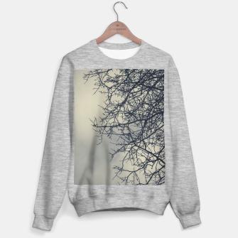 Miniatur Clouds and branches Sweater regular, Live Heroes