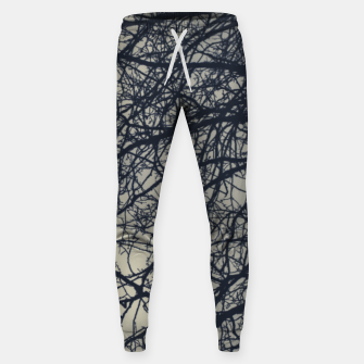 Miniatur Clouds and branches Sweatpants, Live Heroes