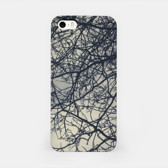 Miniatur Clouds and branches iPhone Case, Live Heroes