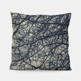Miniatur Clouds and branches Pillow, Live Heroes