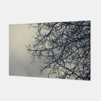Miniatur Clouds and branches Canvas, Live Heroes