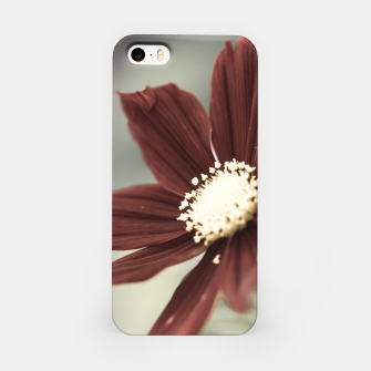 Thumbnail image of Red Cosmos Flower iPhone Case, Live Heroes