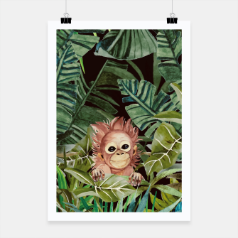 Thumbnail image of Little monkey in the jungle Cartel, Live Heroes