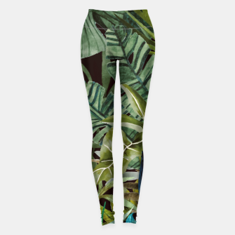 Miniaturka Little monkey in the jungle Leggings, Live Heroes