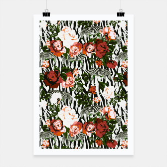 Thumbnail image of Zebras among roses Cartel, Live Heroes