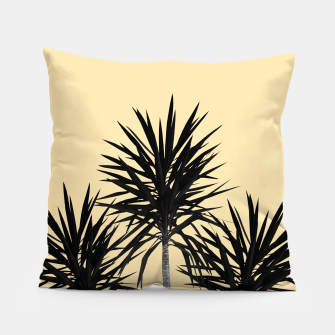 Thumbnail image of Palm Trees - Cali Summer Vibes #6 #decor #art  Kissen, Live Heroes