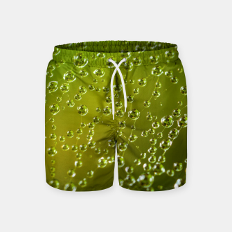Miniature de image de water drops  Swim Shorts, Live Heroes