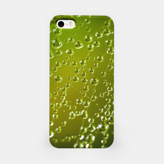 Thumbnail image of water drops  iPhone Case, Live Heroes