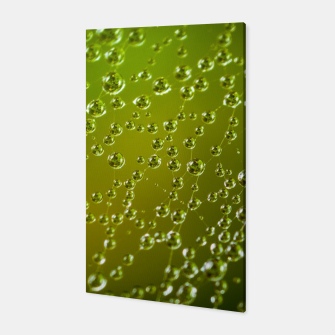 Thumbnail image of water drops  Canvas, Live Heroes