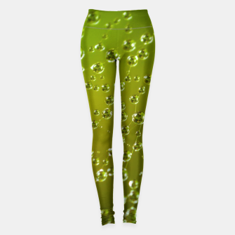 Miniaturka water drops  Leggings, Live Heroes