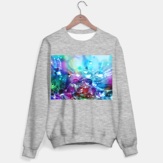 Colorful water drops  Sweater regular thumbnail image