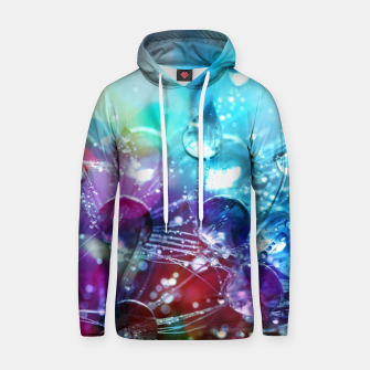 Colorful water drops  Hoodie thumbnail image