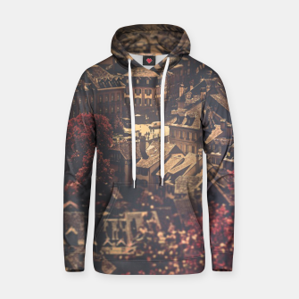 Thumbnail image of City scape Hoodie, Live Heroes