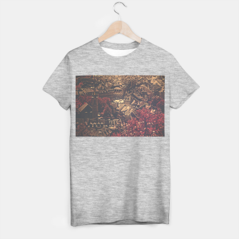Thumbnail image of City scape T-shirt regular, Live Heroes