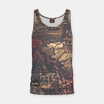 Thumbnail image of City scape Tank Top, Live Heroes